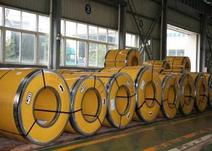 Mga stainless steel Coil 304 / 304L