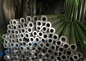 2011 2014 7005 7020 O T4 T5 T6 T6511 H12 H112 Aluminium Tube / Pipe