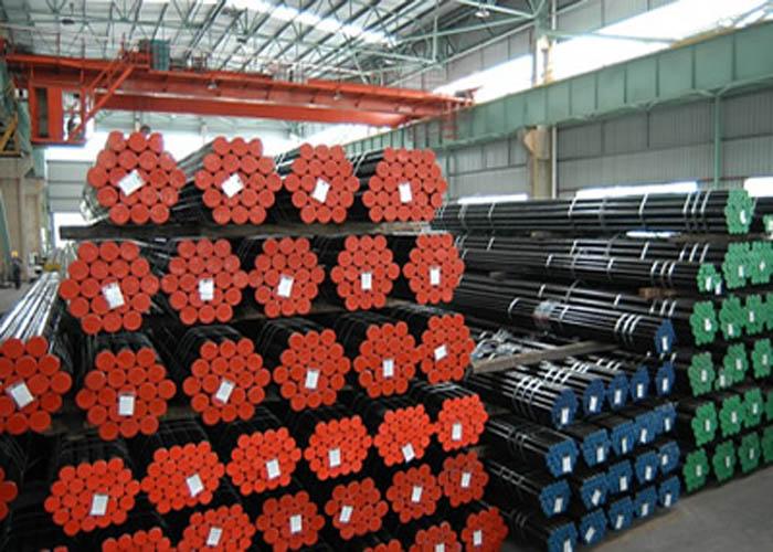 API 5L, API 5CT, ASTM A106 / A53, DIN 2391, EN10305, EN10210 Carbon Alloy Seamless steel pipe