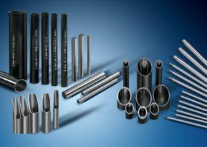 ST45, ST52, SAE1026 Hydraulic ug pneumatic nga silindro nga adunay katumpakan nga seamless steel tube