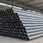LSAW steel pipe API 5L 5CT ASTM A53 EN10217