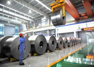 Ang metal nga 30CrMo Steel Coil