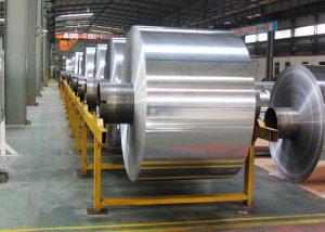 Alloy Aluminium coil nga adunay 1100,2024,3105,4A11,5083,6061,6082,6063,7A09