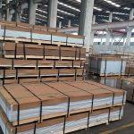 1050,3003,5052,5754,7075,8011 Alloy Aluminium Plate / Sheet