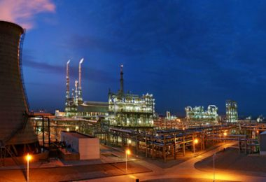 industriya sa enerhiya ug kemikal