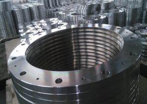 Ang metal steel flange A182F1 / F51 F9 / F111 F221 F91