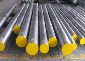 Ang plastik nga agup-op nga puthaw P20 1.2311 Alloy Steel Round Bar