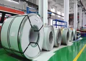321 Stainless Steel Coil 1.4541 / X6CrNiTi18-10