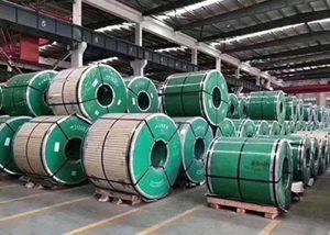 Ang stainless steel Coil nga adunay ASTM JIS DIN GB