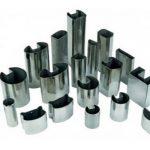 201 304 Espesyal nga porma nga stainless steel pipe